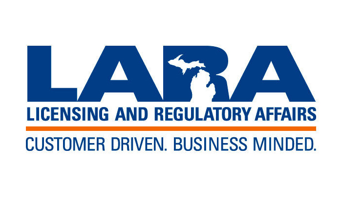 Michigan Private Investigations lara logo